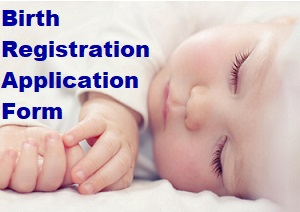 Download Birth Registration Form